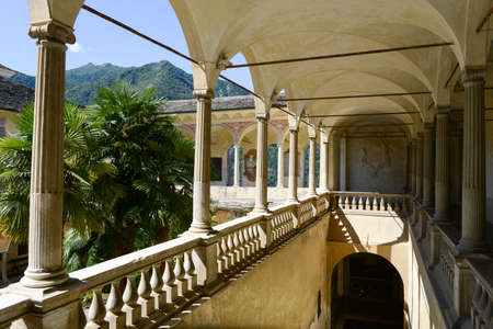 pilgrimage: Sacro Monte of Varallo, holy mountain, is a famous pilgrimage site on Italy.
