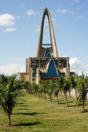 paulus: church named Shrine of Our Lady of Altagracia in Higuey on Dominican Republic