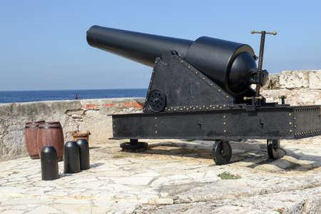 ordenanza: Castillo de San Salvador de la Punta en La Habana el Cuba Editorial