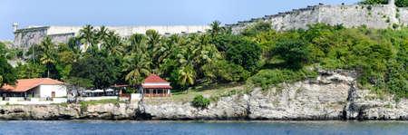 La Cabana fortress at Havana on Cuba Editorial