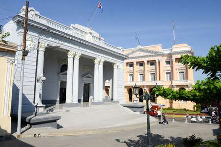 bacardi: Emilio Bacardi museum in Santiago de Cuba, Cuba