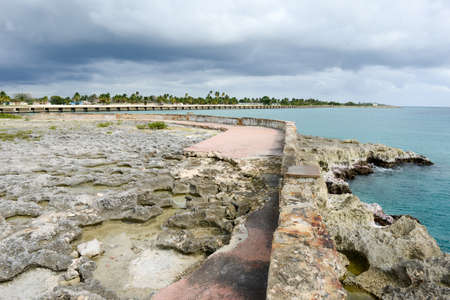 playa: The beach named Playa Giron which are on the southern part of Cuba