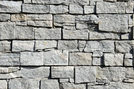 grey pattern: Grey pattern of decorative brown grey slate stone wall surface