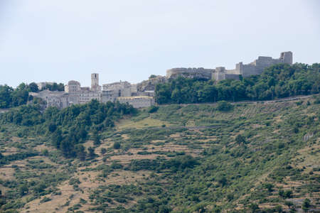 Monte SantAngelo on Puglia, Italy