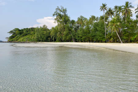 The beach of Koh Kood island on Thailand