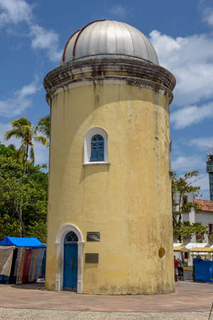 The astronomical observatory of Olinda on Brazil