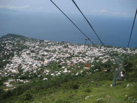 chair lift: Capri Chair Lift
