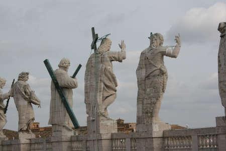 Vatican s statue photo