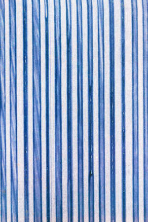 Abstract pattern - blue stripes