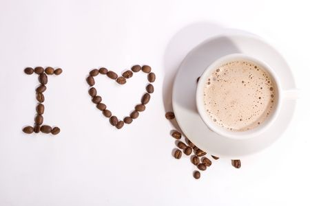 colombian food: coffee love