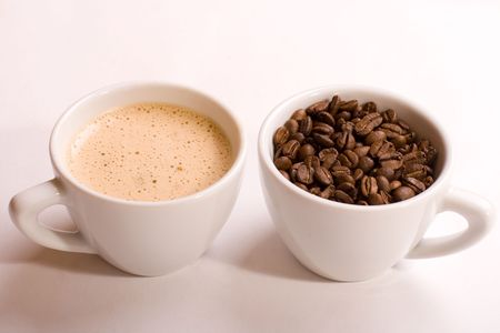 coffeebeans: coffee and coffee-beans
