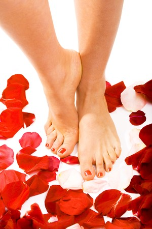 women s health: walking on the petals