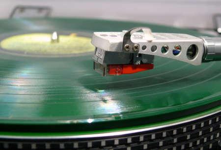 long playing record Standard-Bild