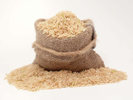 basmati: Rice, important basic food of millions humans in the world