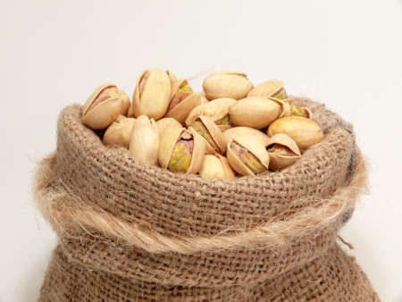 openly: pistachios  Stock Photo