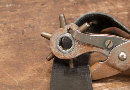 fasten the belt more closely in the economic crisis photo