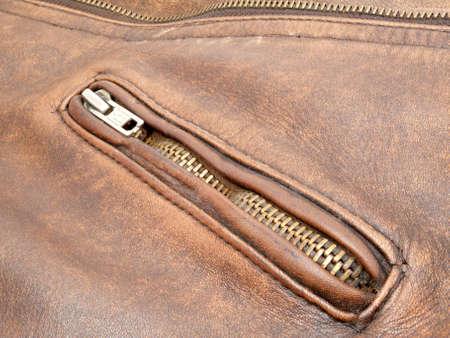 leather jacket photo