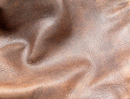brown leather photo