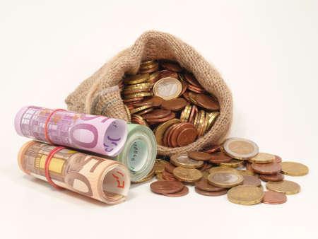 Viele Euro Standard-Bild - 5112955