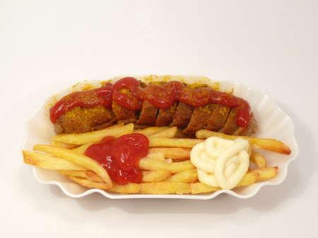 Fat Fast-food  Standard-Bild - 5231450