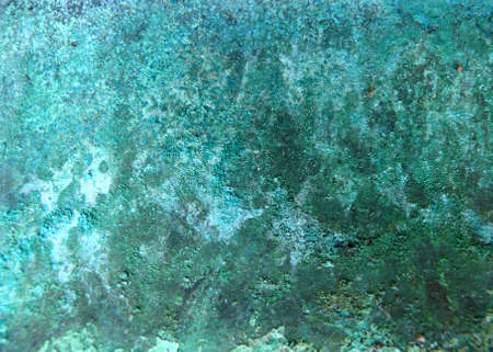 kopermetaal corrosie Stockfoto