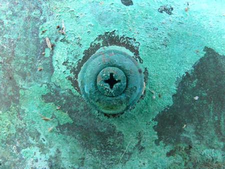 copper metal corrosion Stock Photo - 5308164