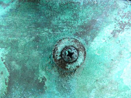 copper metal corrosion Stock Photo - 5308166