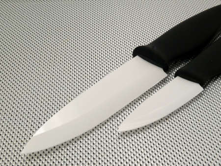 seized: white cook-knifes