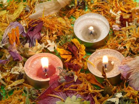 candel-lights Stock Photo - 5813496