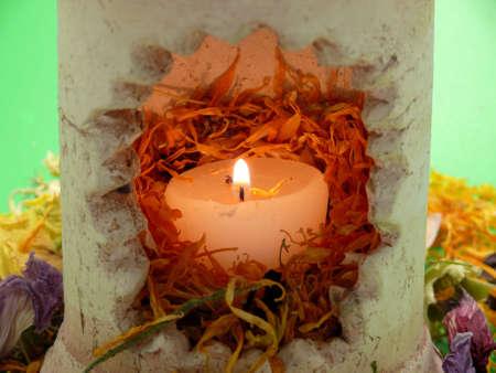candel-light Stock Photo - 5813480