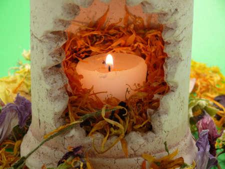 candel-light Stock Photo - 5813476
