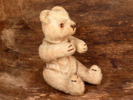 playthings: the old Teddybear