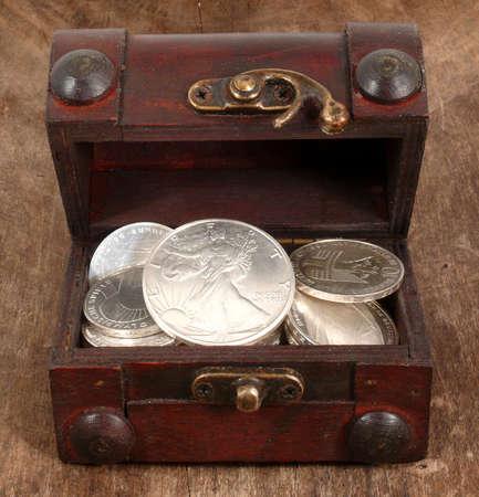Treasure chest photo