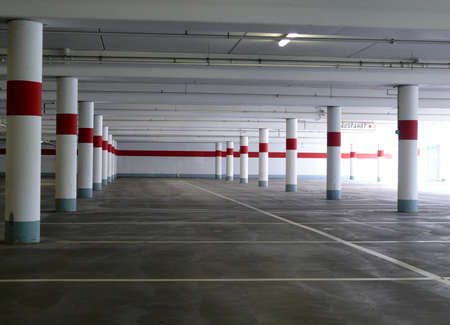 Parking deck Stock Photo - 7627216