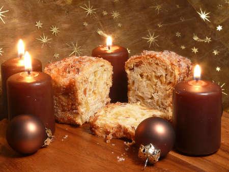 Christmas cake Stock Photo - 8095389