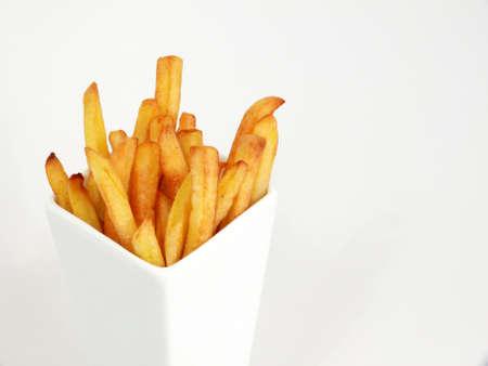 Kartoffeln Pommes frites Standard-Bild - 9078592