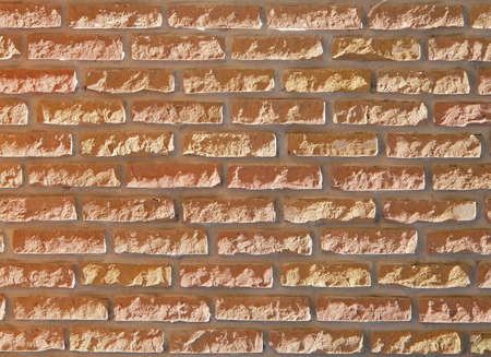 clinker bricks photo