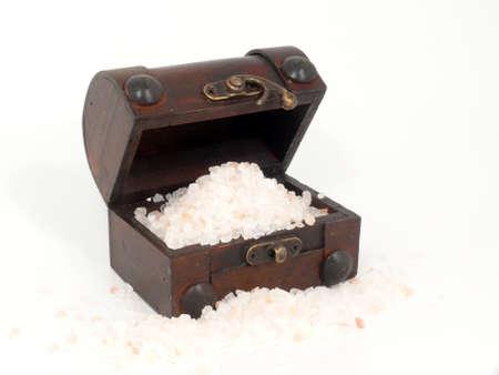 Himalayan salt photo