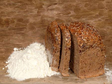 multigrain bread Stock Photo - 9272567