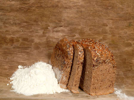 multigrain bread Stock Photo - 9272568