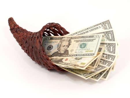 VS-dollar Stockfoto