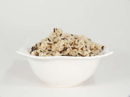 cooked rice Stock Photo - 9329200