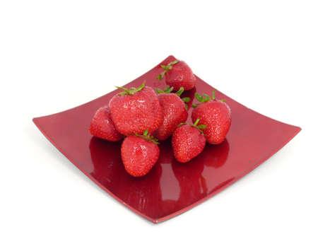 ehec: freshly strawberries