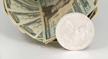 us american dollar photo