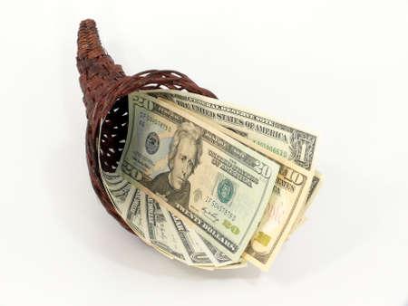 U.S. currency photo