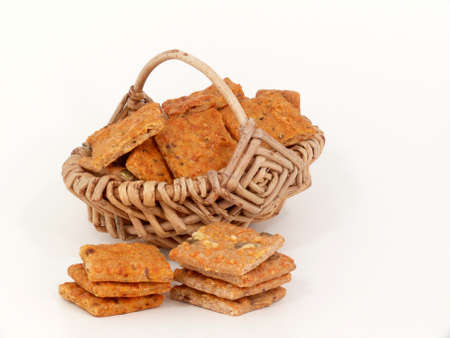 crispbread: fette biscottate