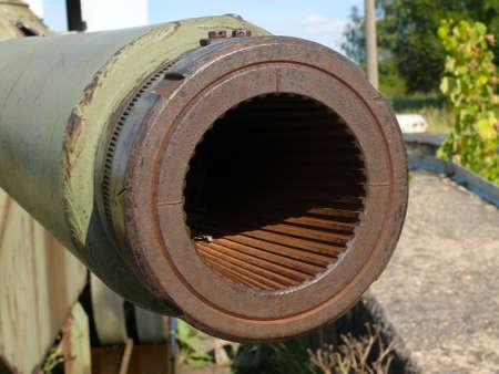 bombard: Gun Barrel