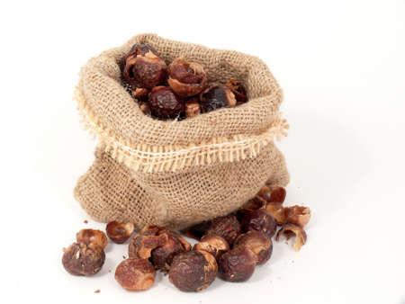 het wassen van noten