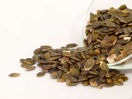 pumpkin seeds Stock Photo - 11016698