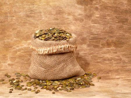 medical pumpkin seeds photo